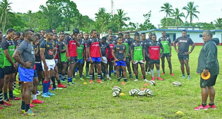 Nadroga Introduce 'New Blood'