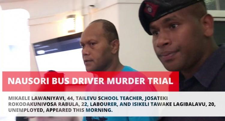 Nausori Bus Driver Murder Trial