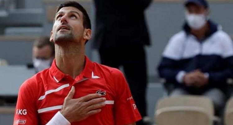 French Open: Novak Djokovic Breezes Into Third Round With Easy Win