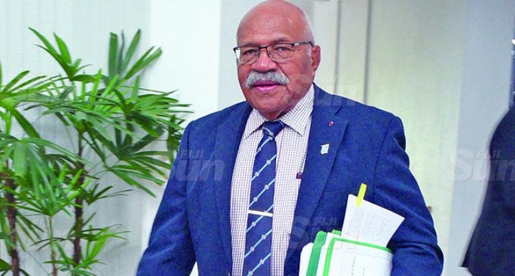 Politics Of Fear Resurfaces As Rabuka Tries To Placate Indo-Fijians, Targeted In His 1987 Coups, With Peace Promise