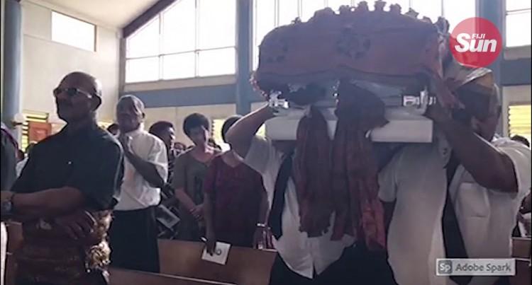 Vunivalu Of Rewa Laid To Rest