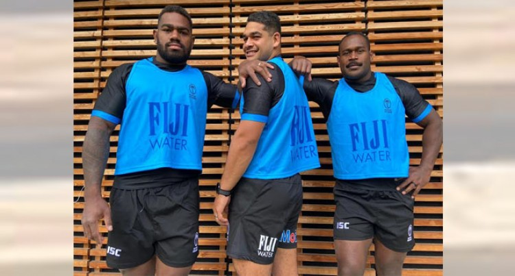 Flying Fijians To Wear Shorts With Fiji Water Logo