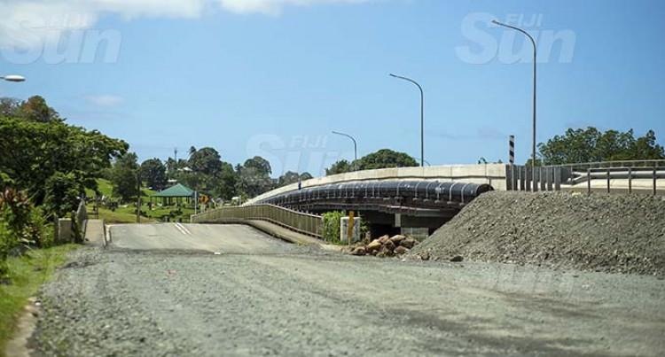 Tamavua-i-Wai Bridge Four-Lane Design To Be Finalised Soon