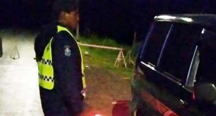 Drunk Teen In Pacific Harbour Among Curfew Arrests