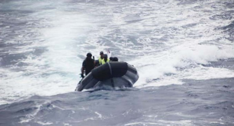 Naval Search And Rescue Exercise To Take Place Tomorrow