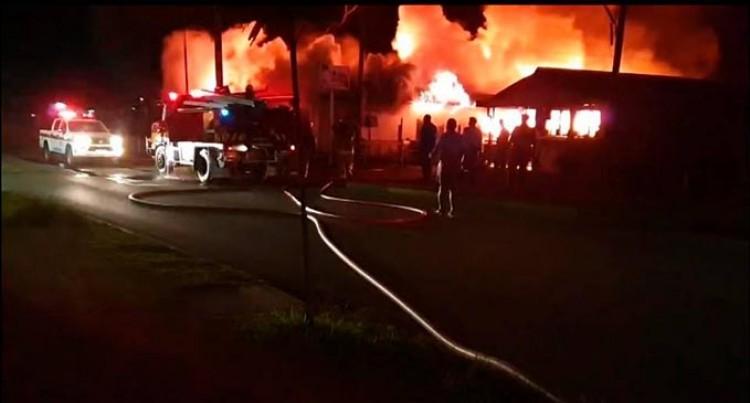 Joint Investigation On Sigatoka Fire