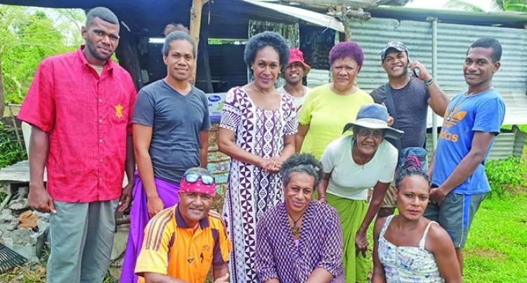 Tin Shack In Lautoka Becomes Refuge
