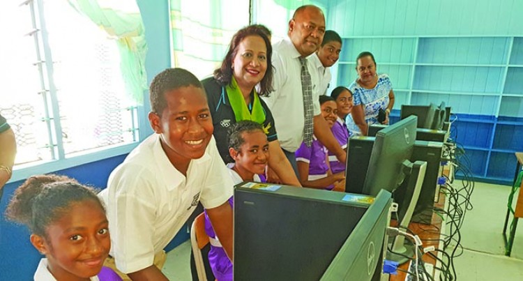 Primary School Gets Digital Boost