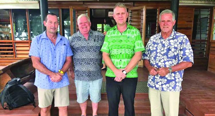 A-G, Koya Brief Savusavu Tourism On Help