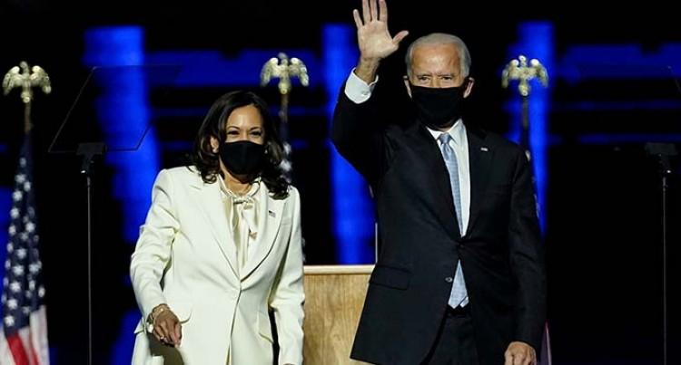 Former US President George W Bush Congratulates Biden, Harris