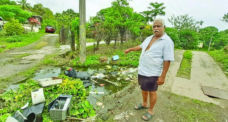 Clear Out Still Water, Residents Plead