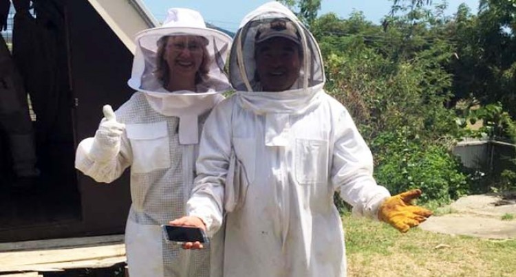 Caldeira Calls For Skilled Beekeepers To Be Part Of Beekeepers Mentoring Programme