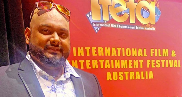Labasa Man Scoops Australian Award For Man Of The Year