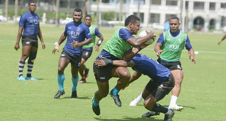 Fijian Rugby Mystical, Almost Not Trainable: Baber