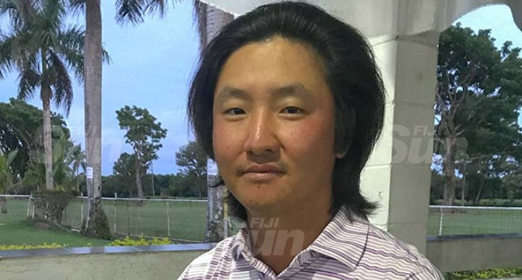 Lee Retains Fiji Open Title In Style
