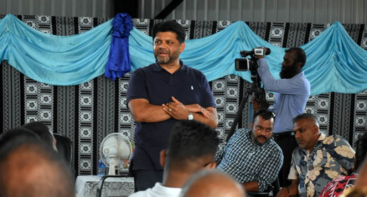A-G Opens $330K Fiji Rice Warehouse