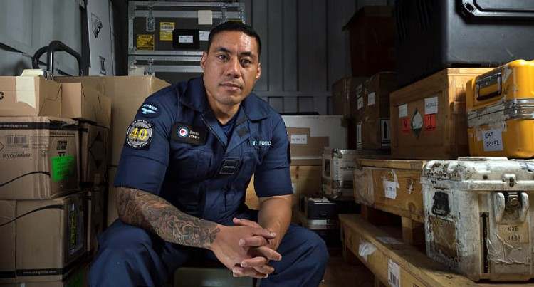 COVID-19 Response Helps Auckland Man Win RNZAF Airman Of The Year