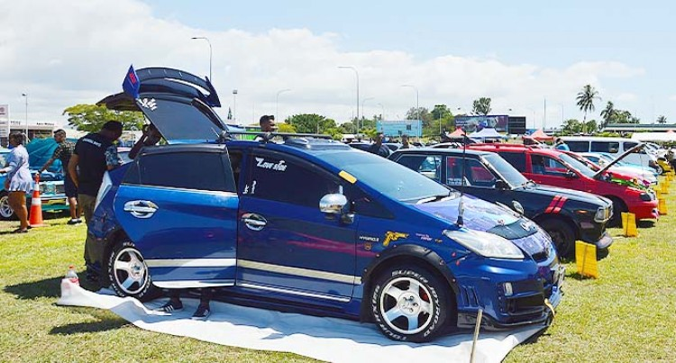 114 Vehicles Show Up At The Show N Shine Nationals In Nadi