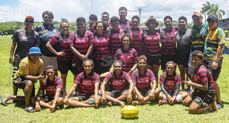 Watch My Girls, Says Ovalau Coach