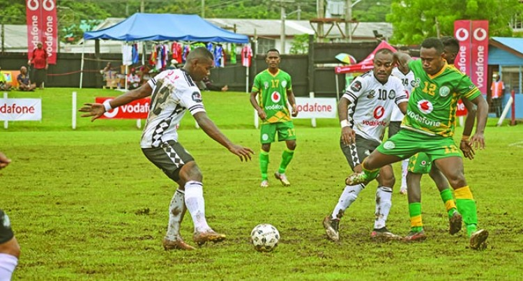 Suva On Track For Semifinal Spot