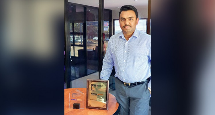 Local Steel Company Wins International Award