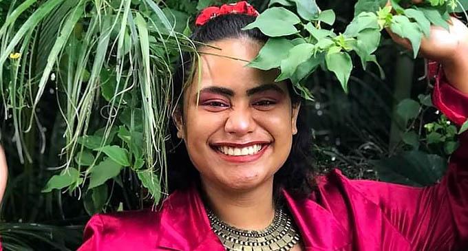 Kess Baleira, will be the second Fiji Fashion Week designer to take up fashion studies in Australia.
