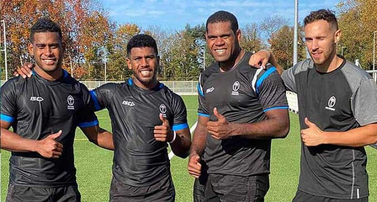 3 Flying Fijians Now In Isolation, Confirmed with COVID-19