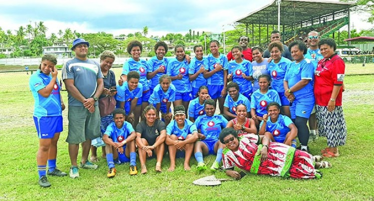 Seruvakula On Fijiana XVs Selection