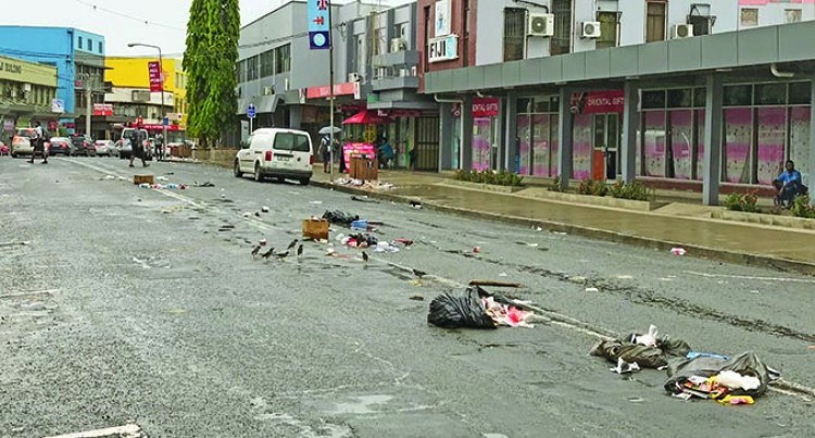 Woman Creates Rubbish Menace: Council