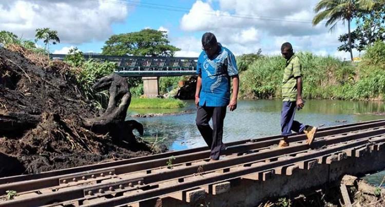 Flood Mitigation Works Undertaken In Nasivi River
