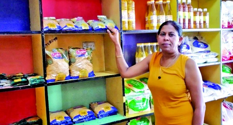 Widow To Open Business In Late Husband's Name