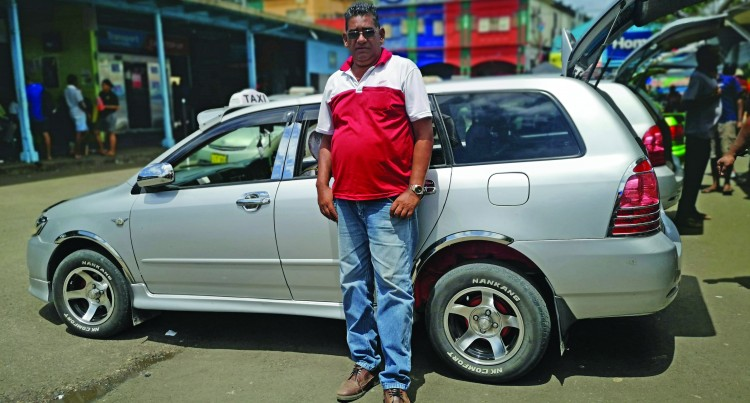 Illegal Taxi Drivers Frustrate Suva Cabbies