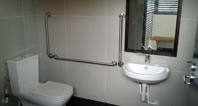 Korovou Public Restroom.