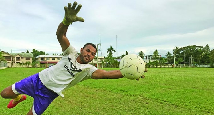 Dickson To Lead Nadi