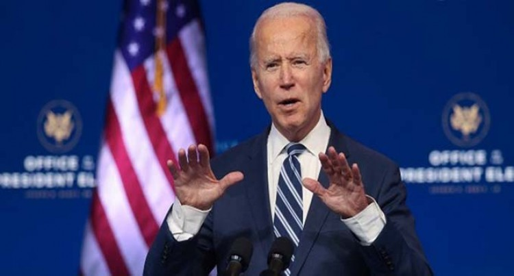 Biden Says Vaccine 'Months Away', Practice COVID-19 Norms To Combat Virus