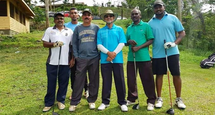 Professional Golfers Head To Labasa