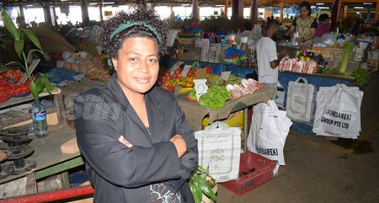 Lesieli Qetaki Is First Woman Market Master