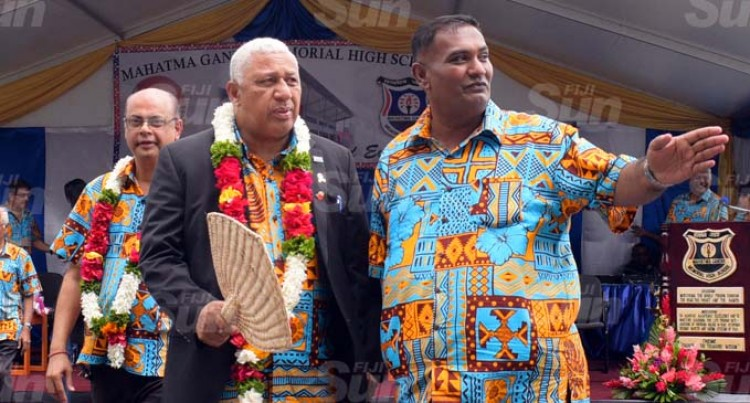 New MGM School Complex Opening By Prime Minister Voreqe Bainimarama