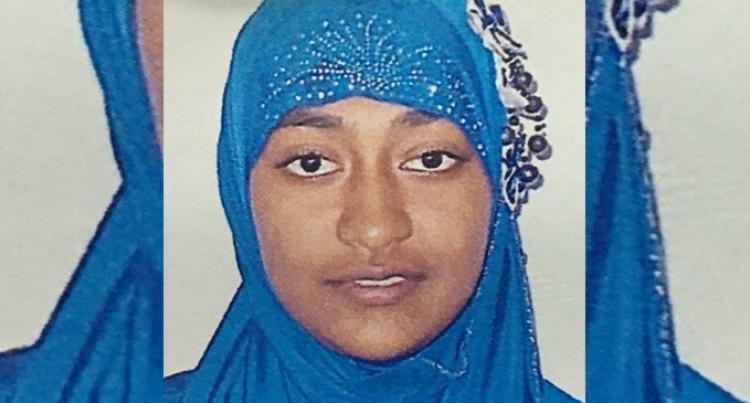 Missing: Nikhat Shainaz Vuniwaqa Ismail