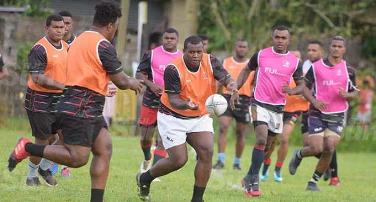 Change To Naitasiri Forward Pack Ahead Of Showdown Against Suva