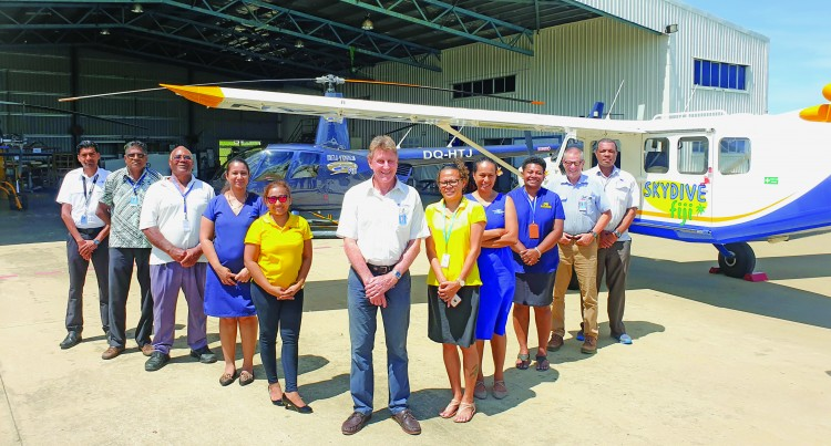 The Vision Behind The Joyce Aviation Group