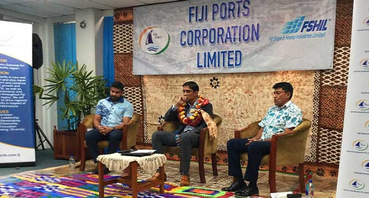 $203,210.16 Bonus Payout To Fiji Ports Staff