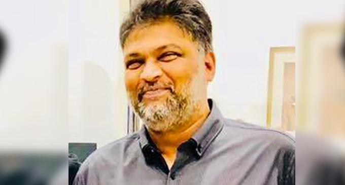 Jokhan Realtors managing director - Reginald Jokhan