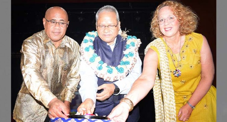 Suva Eyes India's Sister City Relations