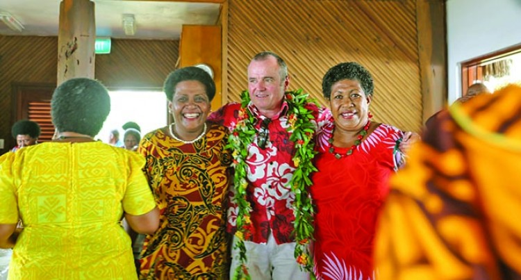 Lets Go Local: Feakes Recommends Savusavu For First Timers