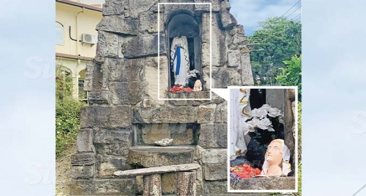 Church Attack: Archbishop Said Damage Caused By Man 'Not Of Sound Mind'