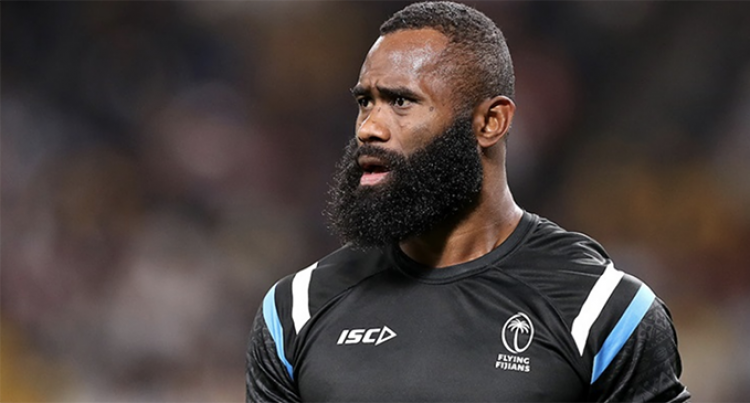 Radradra Tests Positive For COVID-19