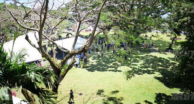 Suva's Ratu Sukuna Park To Have Mobile Charging