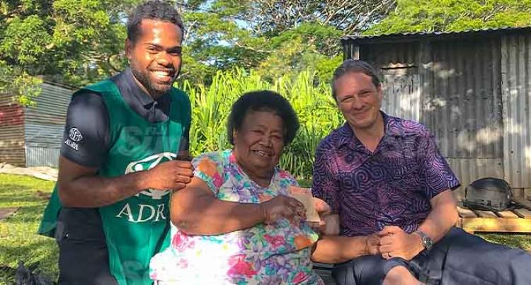 Cash Voucher Assistance Aids Matuku Villagers