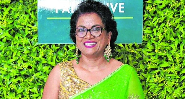 Vishala Raman JoinsWomen In Business Leadership